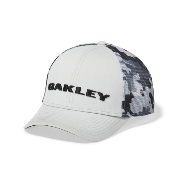 Oakley Golf Tech Trucker Print 2016 Hat Cap 911503