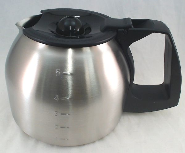 Coffee 5 Cup Stainless Steel Carafe Model Jwx9 139049-000-000