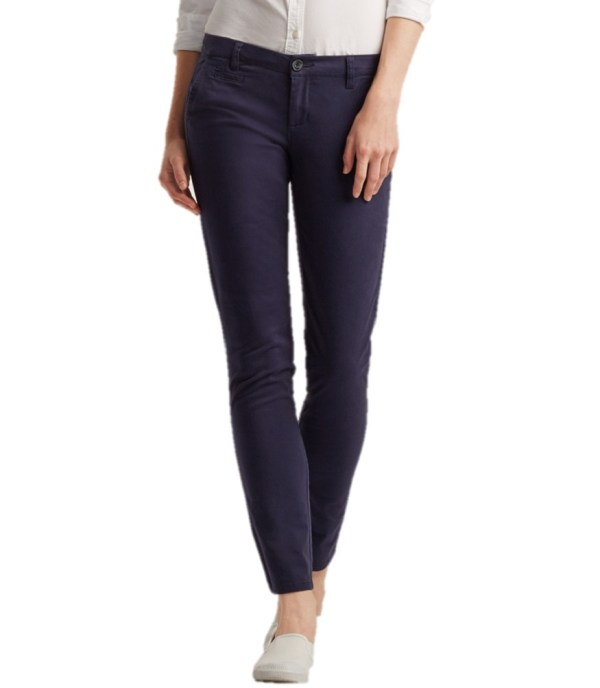 Aeropostale Womens Khaki Pants Chinos Skinny School