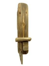 Duchy Driftwood Sconce, handmade Cornish driftwood candle ...