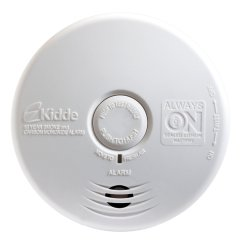 Kitchen Smoke Detector Bistro Decorating Ideas Kidde P3010k Co Worry Free Alarm