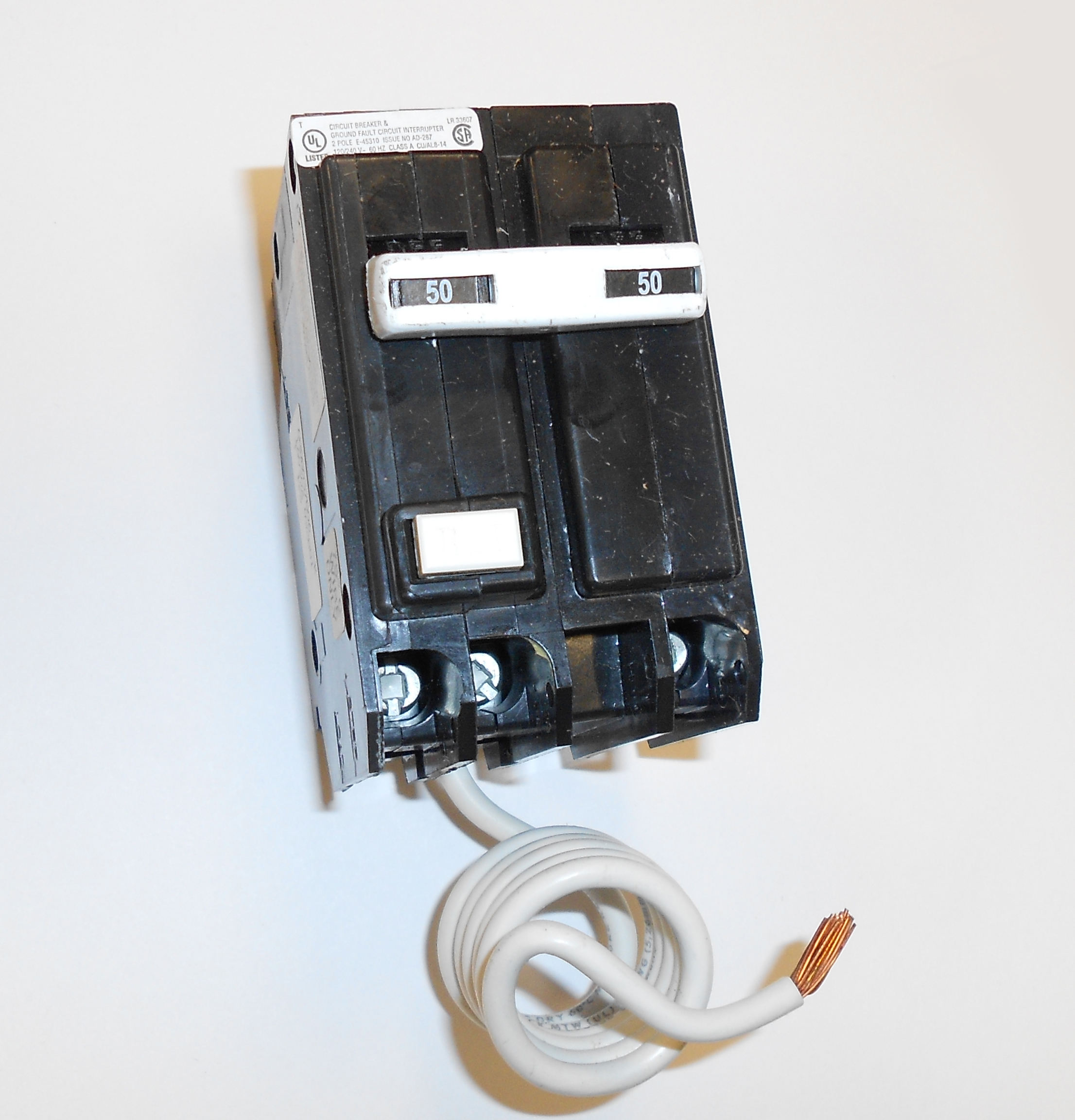 Wiring Diagram 15 Amp Circuit Breaker 120 Volt Circuit Electrical