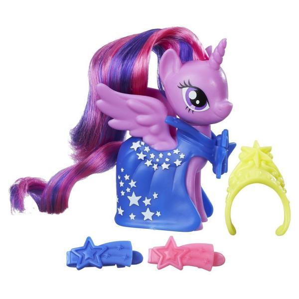 Little Pony Runway Fashions Set With Princess Twilight Sparkle Figure