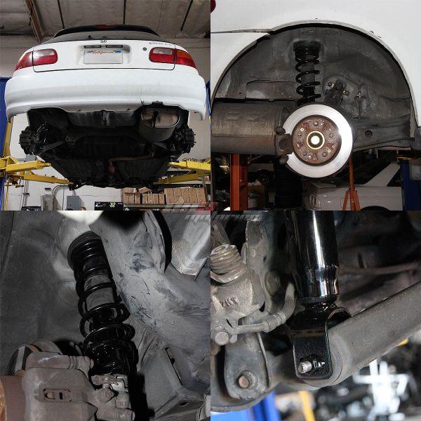 Dna Civic Integra Dc Gas Shocks Strut Suspension