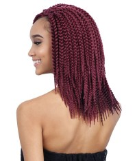 "EPIC BOX BRAID LARGE 10"" - FREETRESS CROCHET PRE-LOOPED ..."