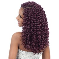 "GOGO CURL 12"" - FREETRESS SYNTHETIC BRAID BULK CROCHET ..."