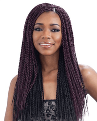 SENEGALESE TWIST SMALL - FREETRESS BULK CROCHET BRAIDING ...
