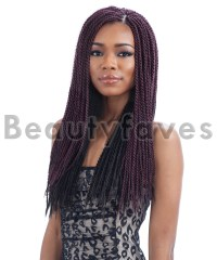 SINGLE TWIST SMALL - FREETRESS BRAID BULK CROCHET SENEGAL ...