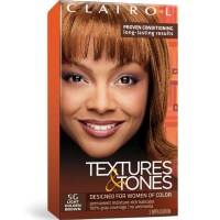 Clairol Textures Amp Tones 4RV Blazing Burgundy 1 Ea Pack ...