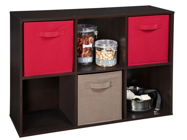 Closetmaid Cubeicals 6 Cube Organizer