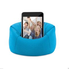 Bean Bag Storage Chair Huge Folding Sofa Mobile Phone Holder To Fit All Brands