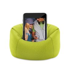 Bean Bag Storage Chair Swivel Outdoor Sofa Mobile Phone Holder To Fit All Brands
