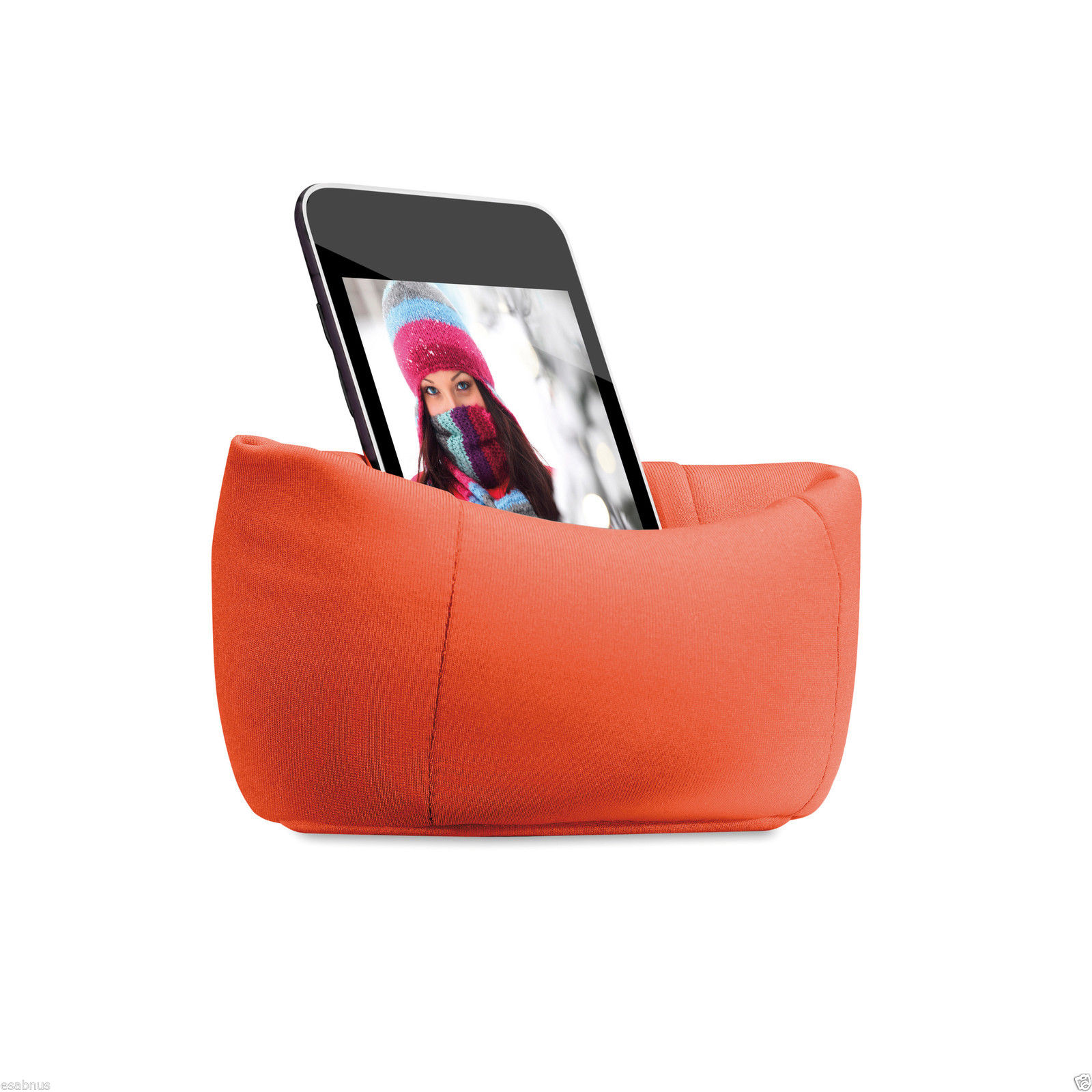 bean bag storage chair folding target sofa mobile phone holder to fit all brands