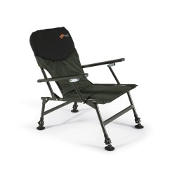 Fishing Chair With Arms Havertys Dining Chairs Cyprinus Folding Seat Arm Rests Carp