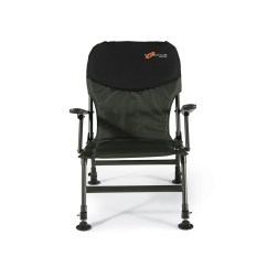 Fishing Chair With Arms Arm Covers Ebay Cyprinus Folding Seat Rests Carp
