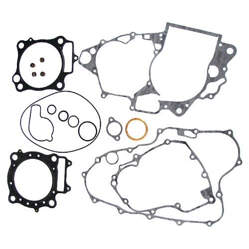 Namura NX-70040T Top End Gasket Kit with O-rings and Valve