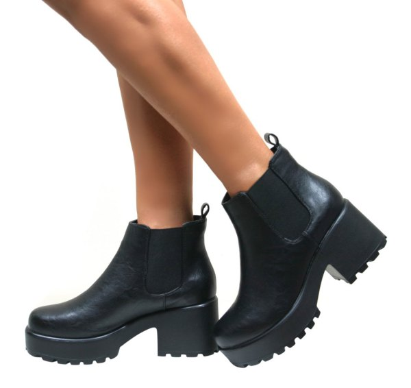 Heeled Ankle Boots Women Coltford