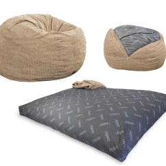 Bean Bag Chair Bed Papasan Chairs Cushions Cordaroy 39s Corduroy Beanbag Full Sleeper