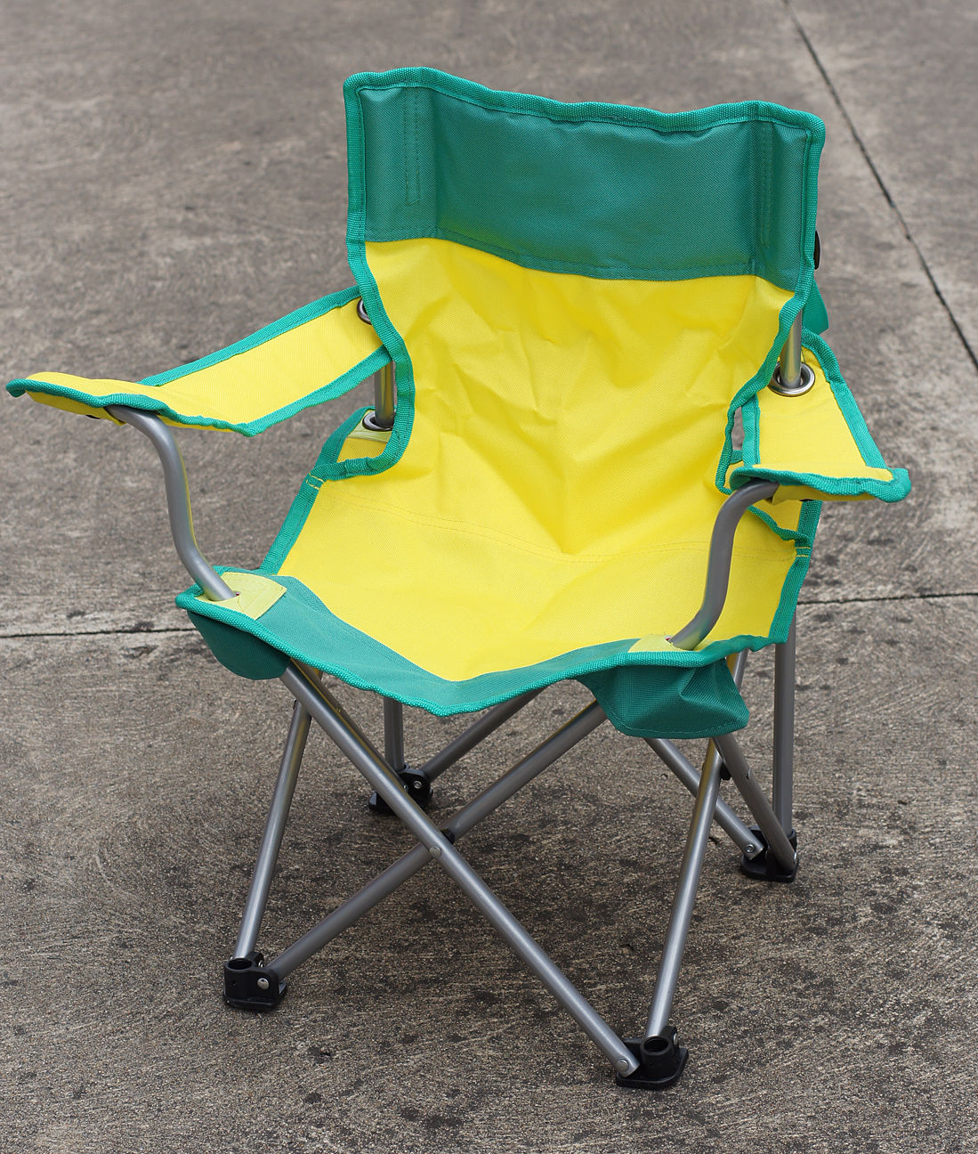 Child Patio Chair Kids Folding Chair With Arms Foldable Light Outdoor