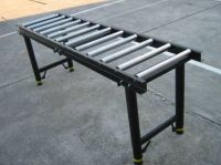1 8M Roller TOP Table 12 Roller Heavy Duty Work Support