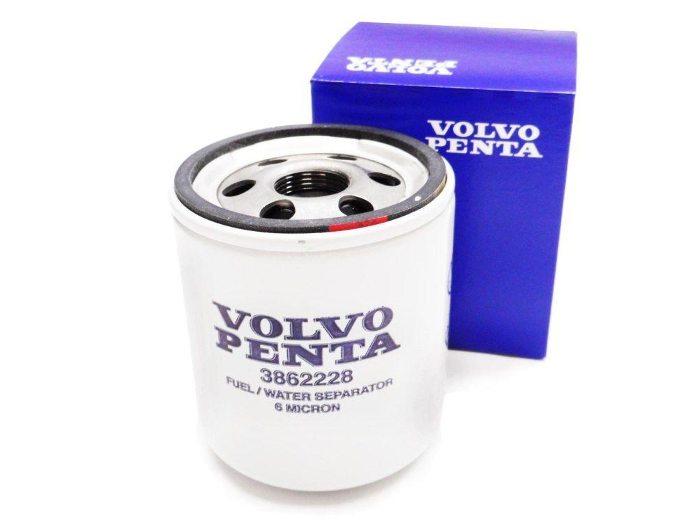 medium resolution of 3862228 volvo penta water separating fuel filter genuine oem ebay fuel filter