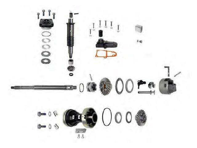 Gear Housing Rebuild Kit for V6 Johnson Evinrude Outboard