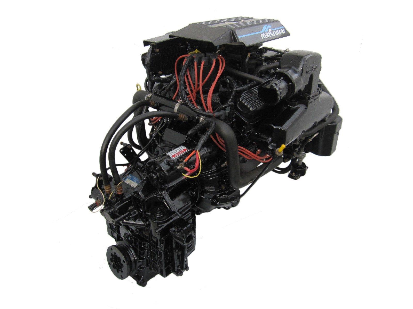 Mercruiser 57L Bluewater EFI Motor Inboard Boat Engine ZF