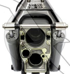 image is loading volvo penta sx mhp transom assembly complete inner  [ 1253 x 1600 Pixel ]