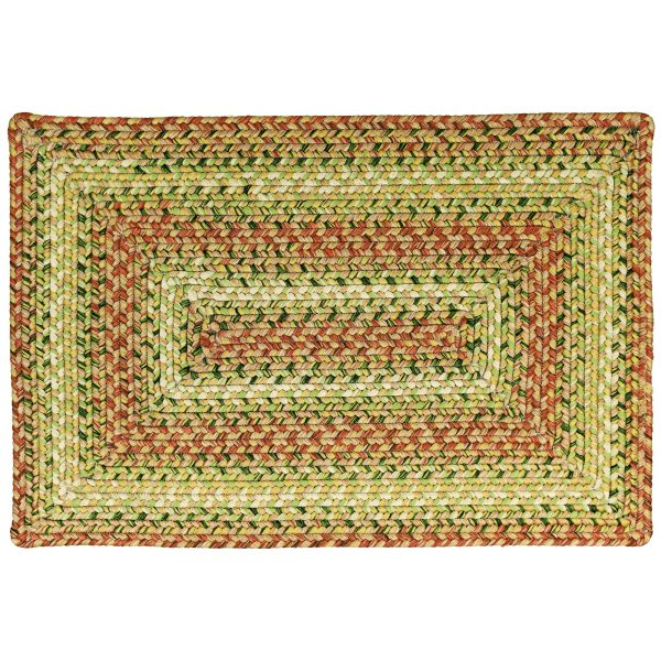 Tuscany Ultra Durable Braided Area Rugs Indoor Outdoor