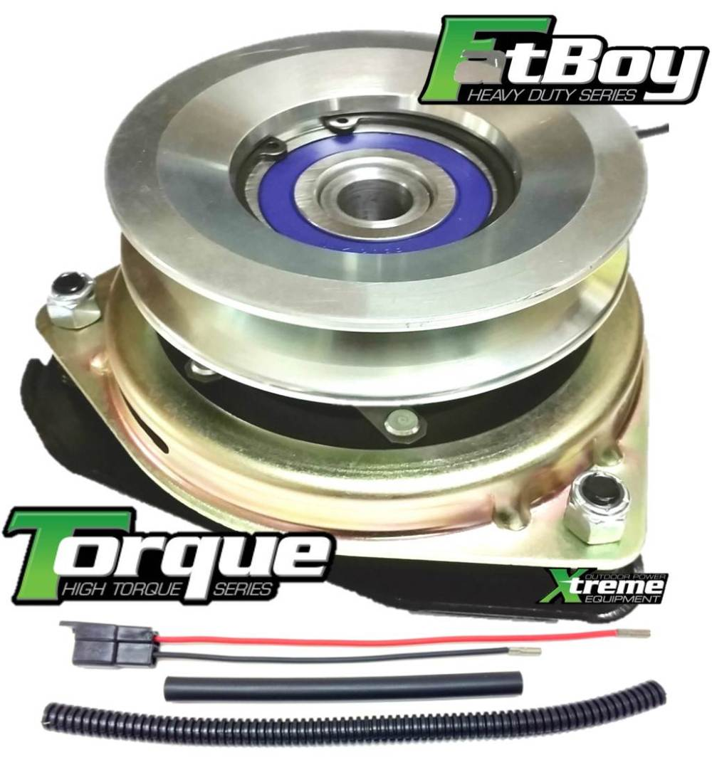 medium resolution of replaces murray 1736105sm pto clutch oem upgrade w wire harness repair kit