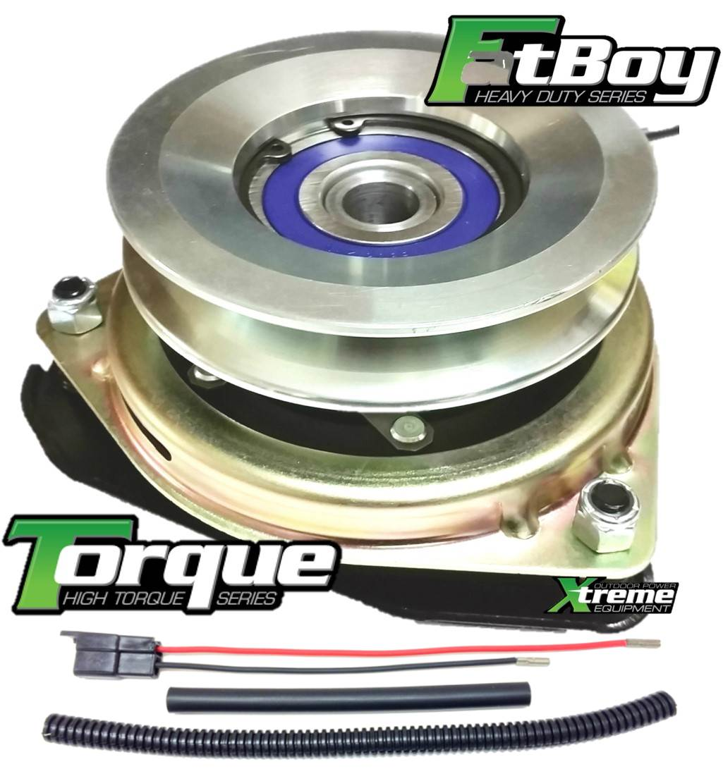 hight resolution of replaces murray 1736105sm pto clutch oem upgrade w wire harness repair kit