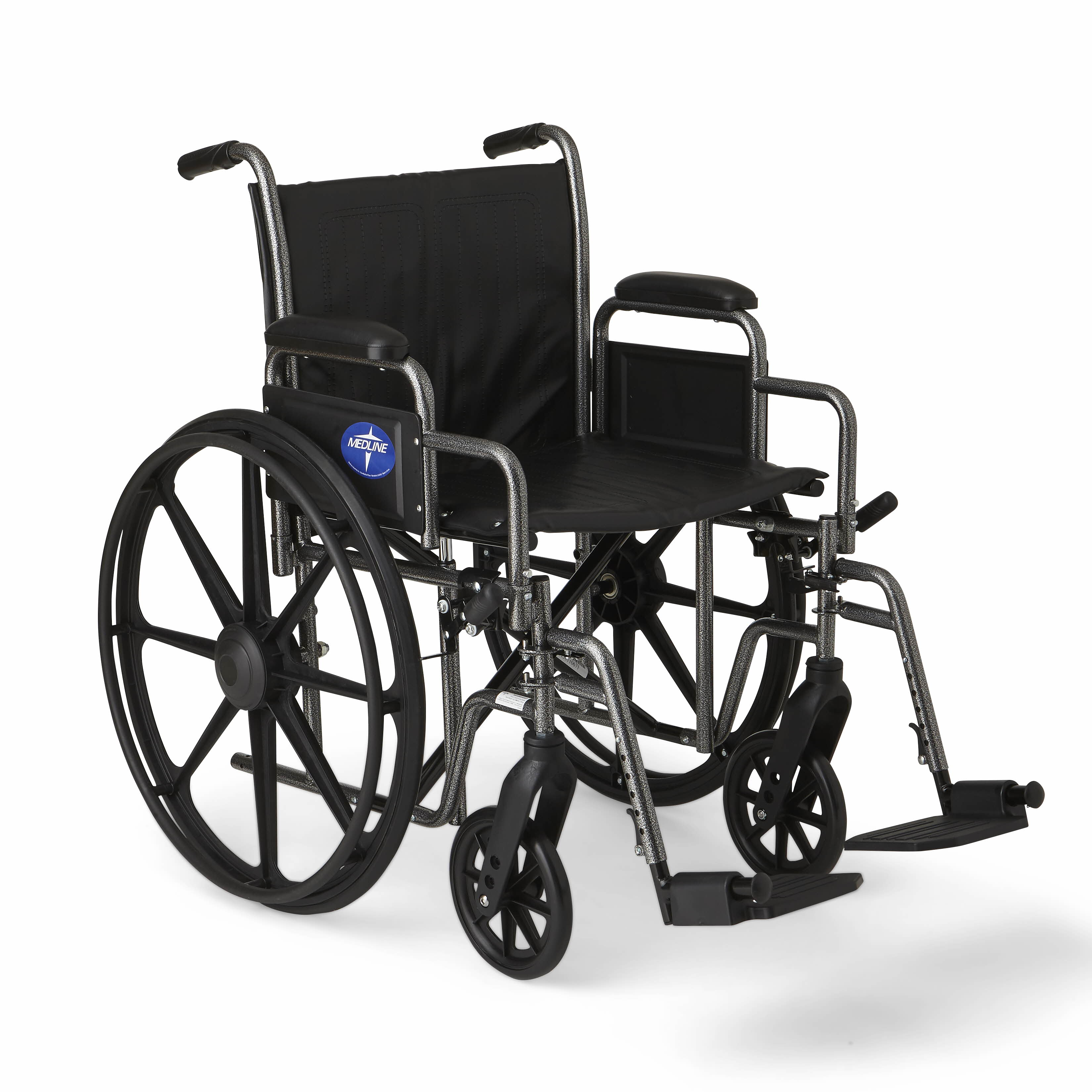 wheelchair ebay how to make chair pockets for the classroom medline k2 basic with 20 quotx16 quot seat swing away