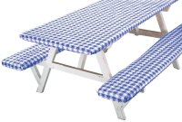 Deluxe Picnic Table Cover (Set of 3) | eBay