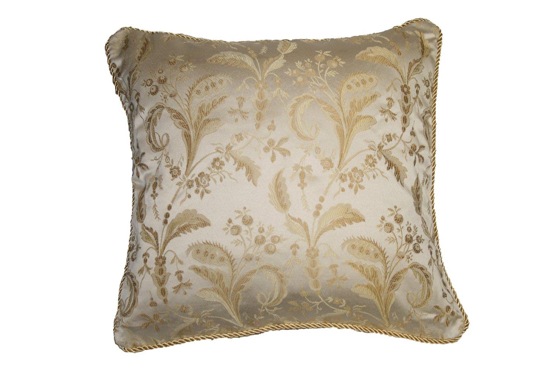 Luxury Damask Design Decorative Throw Pillow  eBay