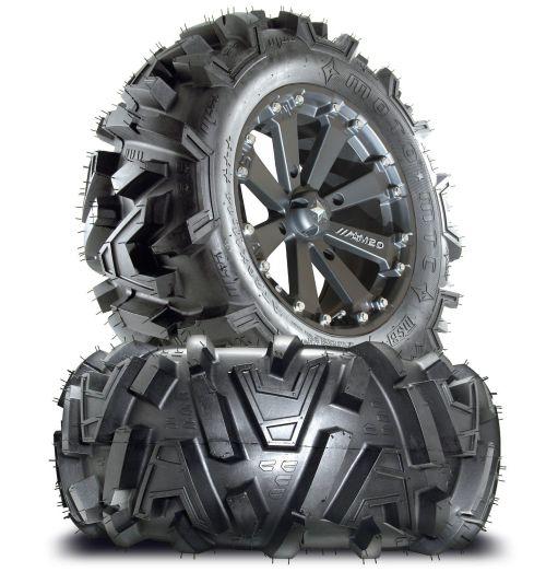 small resolution of msa m20 kore 16 atv wheels on 30 motomtc tires for sportsman xp scrambler 4