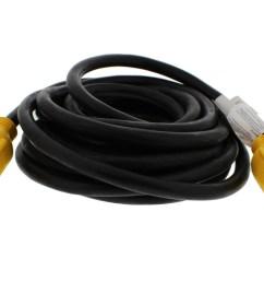 abn 30 amp generator cord 25 foot stw extension cord 3 prong locking plug [ 3572 x 2534 Pixel ]