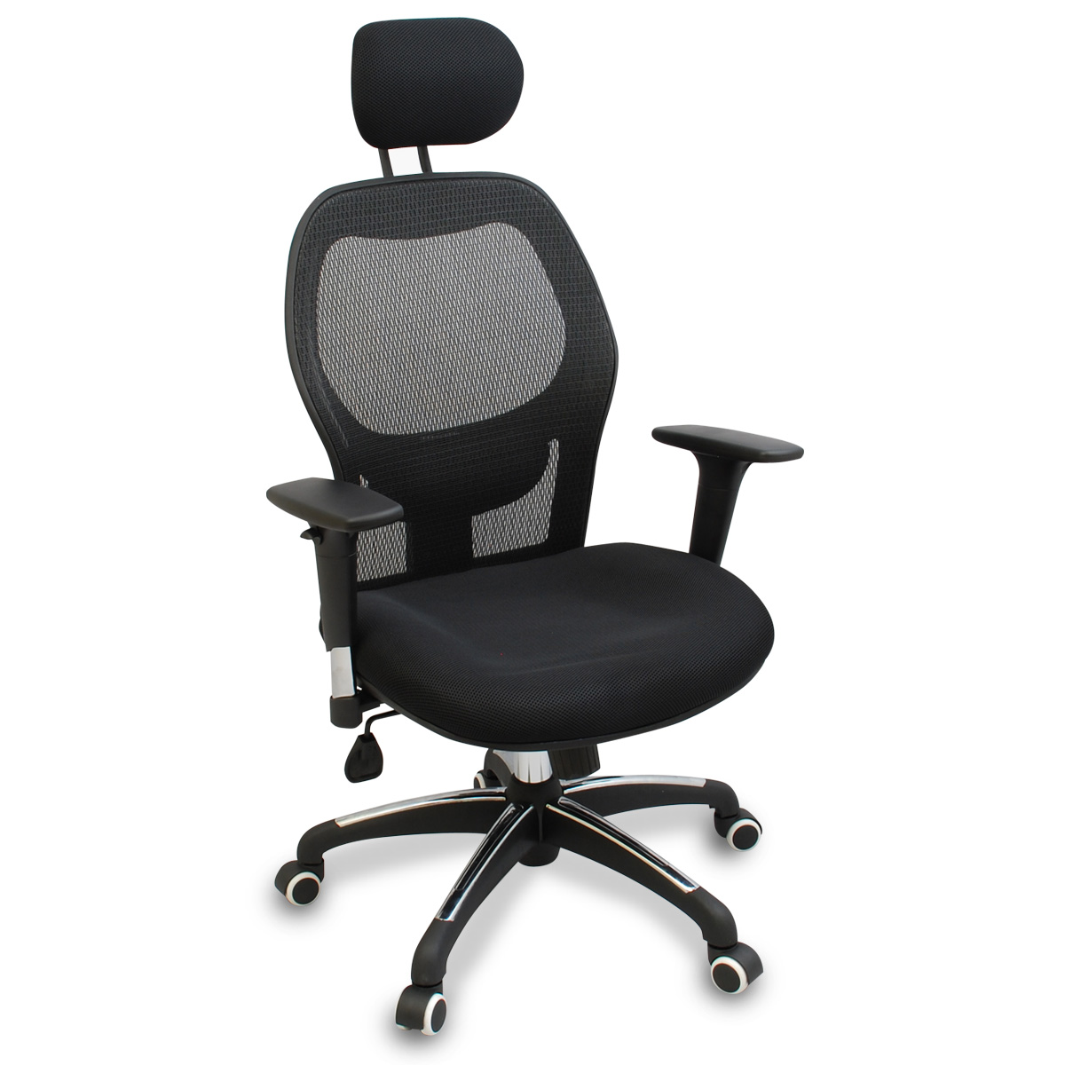 Mesh Ergonomic Office Chair New Mesh Ergonomic Office Chair W Adjustable Headrest
