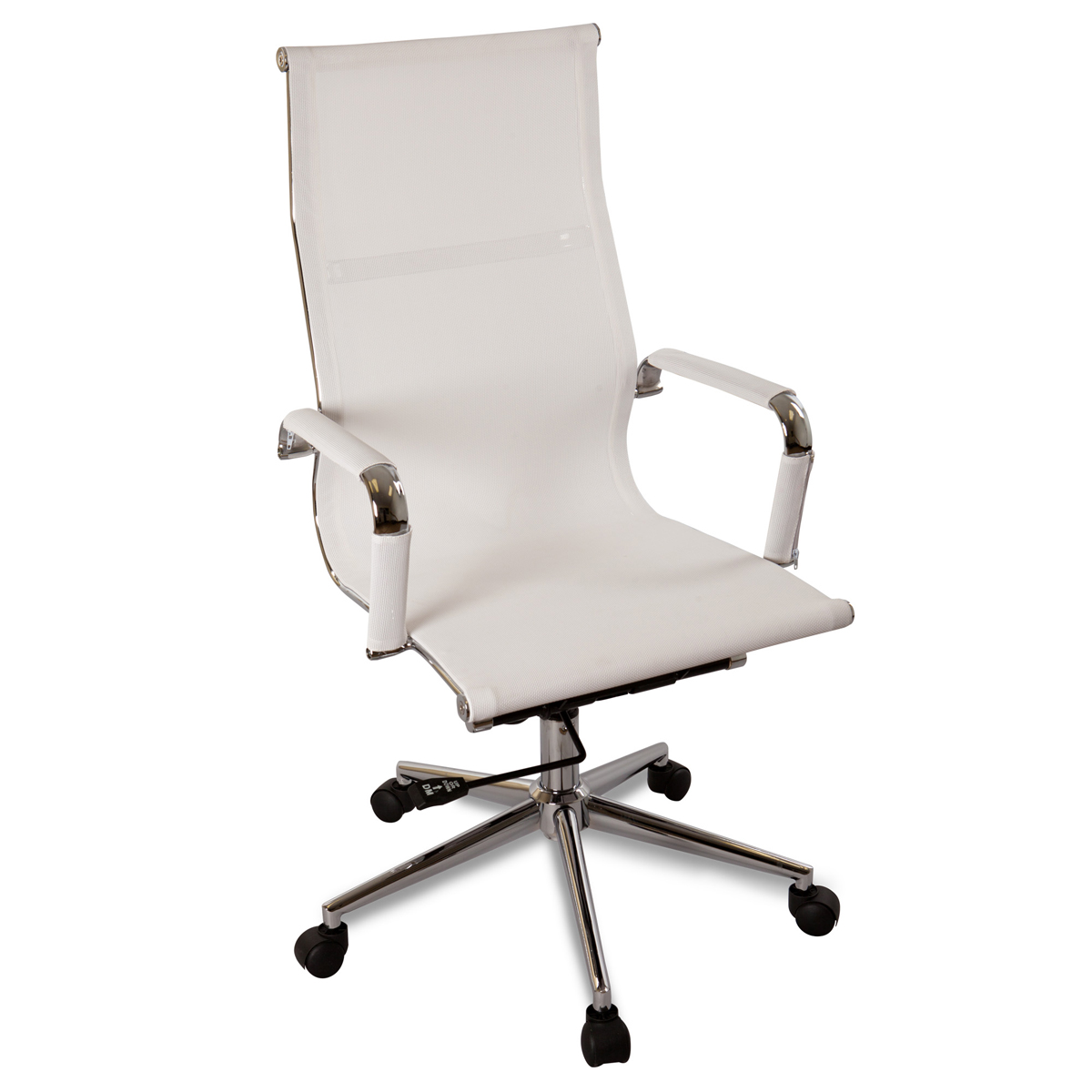 designer executive chair cover hire oxfordshire new white modern ergonomic mesh high back