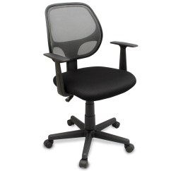 Ergonomic Office Chair Ebay Farmhouse Cushions New Grey Modern Mesh Task Stylish