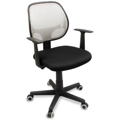Office Task Chair Wedding Rental Chairs New White Modern Mesh Ergonomic With