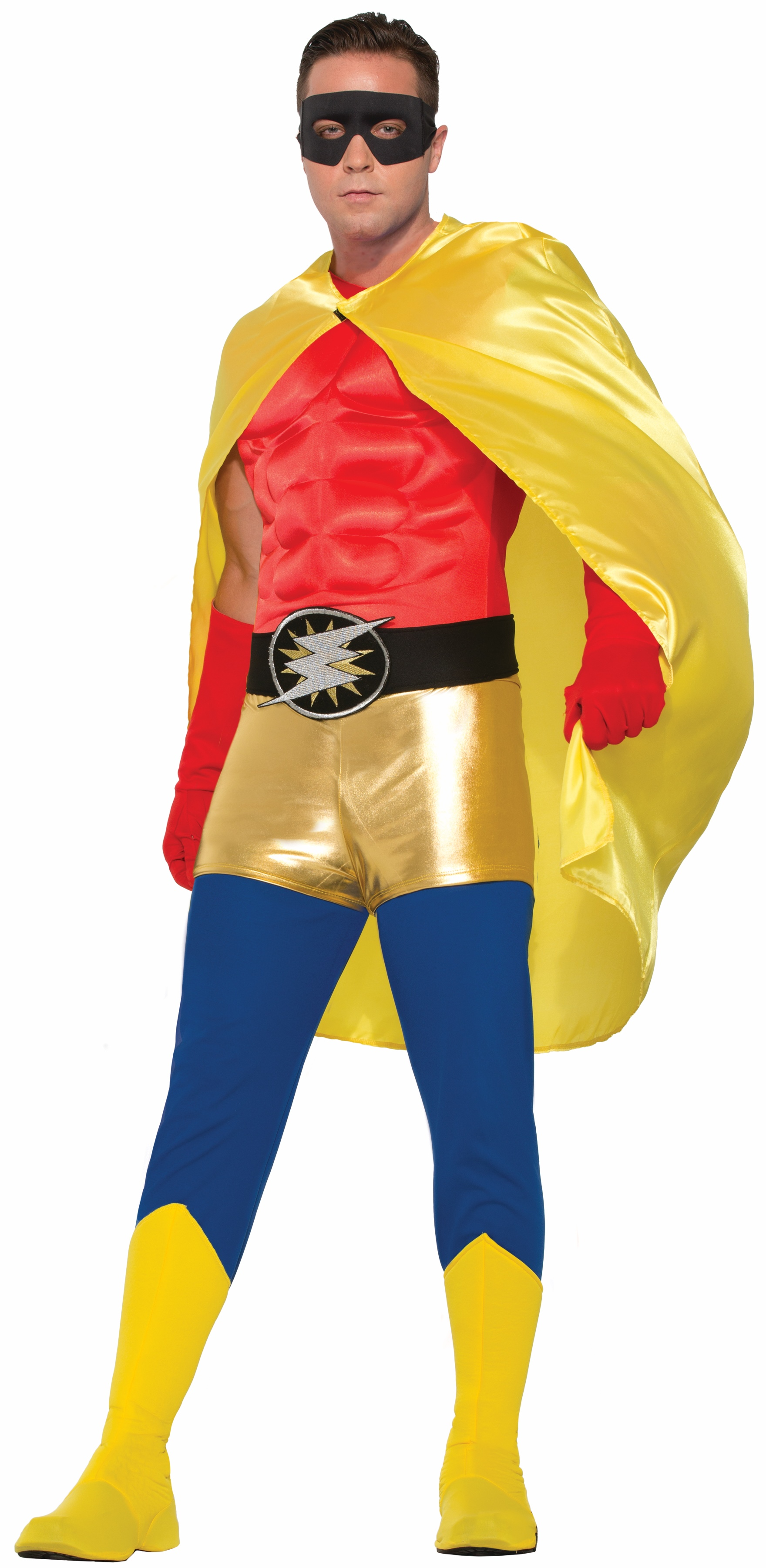 Adult Super Hero Costume Cape Men Women Halloween Villain