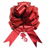 """14"""" XL Large Giant Pull Bow Pew Bows Wedding Decorations ..."""