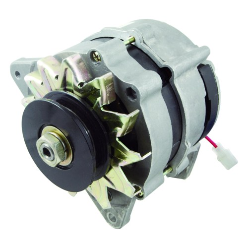 small resolution of 100 new premium quality alternator ford 455 backhoe e3nn10b376ab e3nn10b376ac