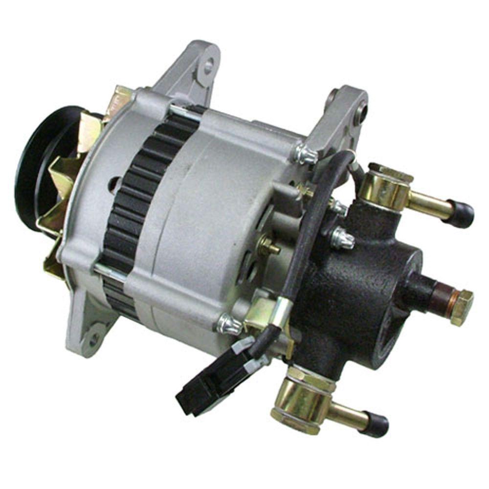 medium resolution of details about alternator for isuzu npr 3 9 3 9l turbo diesel w vac pump