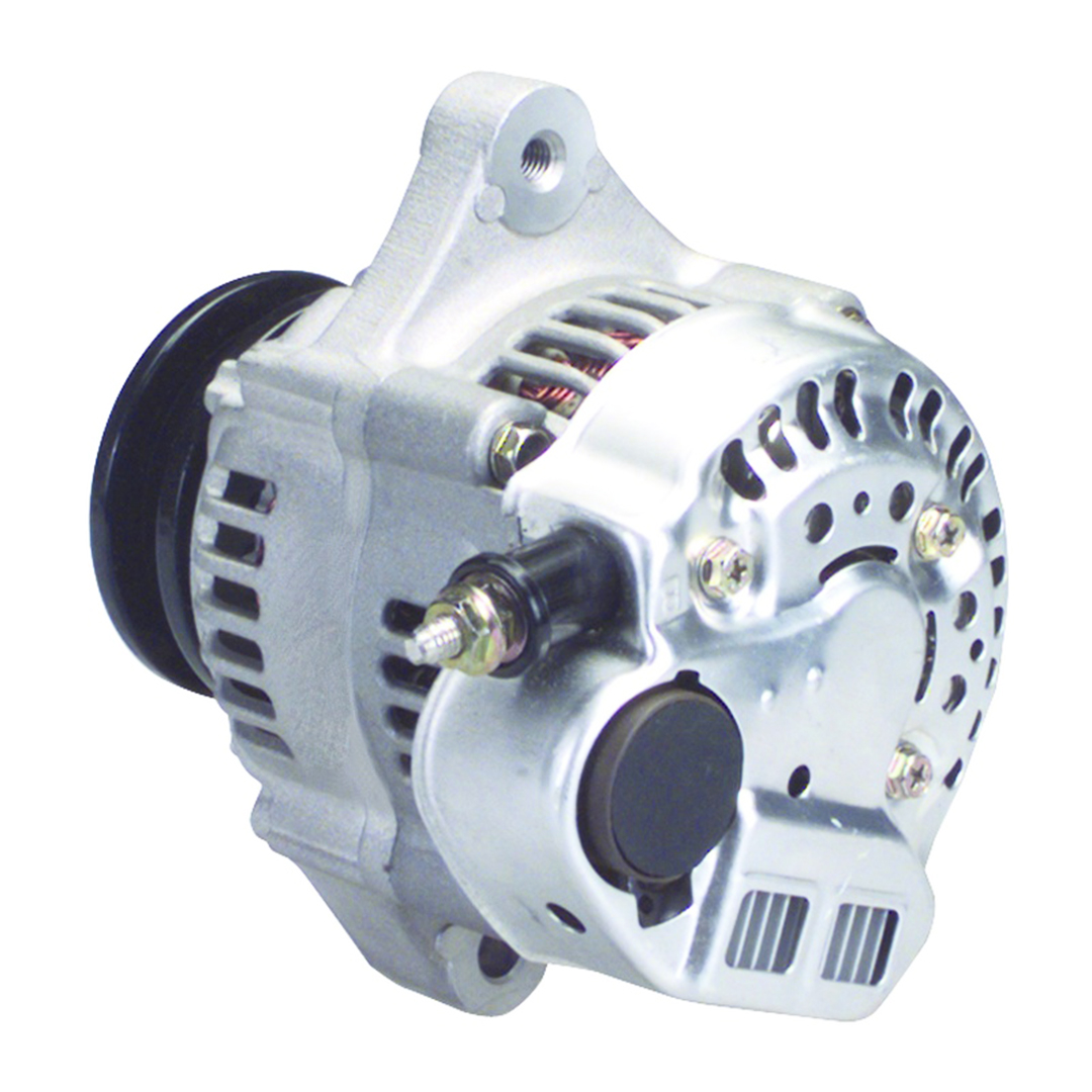 hight resolution of details about mini gm denso alternator 1 wire for bbc sbc chevy race car hot street rod