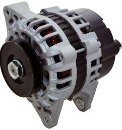alternator bobcat s130 s160 s175 s185 s205 s250 s220 s300 toolcat 5600 5610 [ 1024 x 1054 Pixel ]