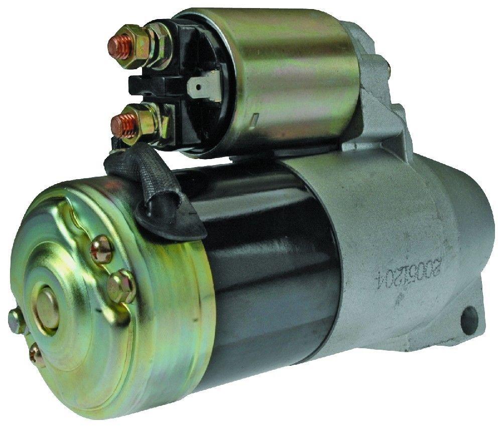 medium resolution of details about starter isuzu trooper 1998 2002 3 5l 3 5 v6 sr4403x