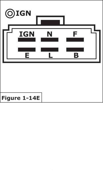 External Electronic Voltage Regulator For Various Denso