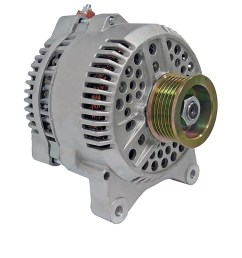 new hi amp output alternator for ford mustang 1996 1998 4 6l ford expedition excursion f150 f250 f350 f450 200 amps [ 1738 x 1473 Pixel ]