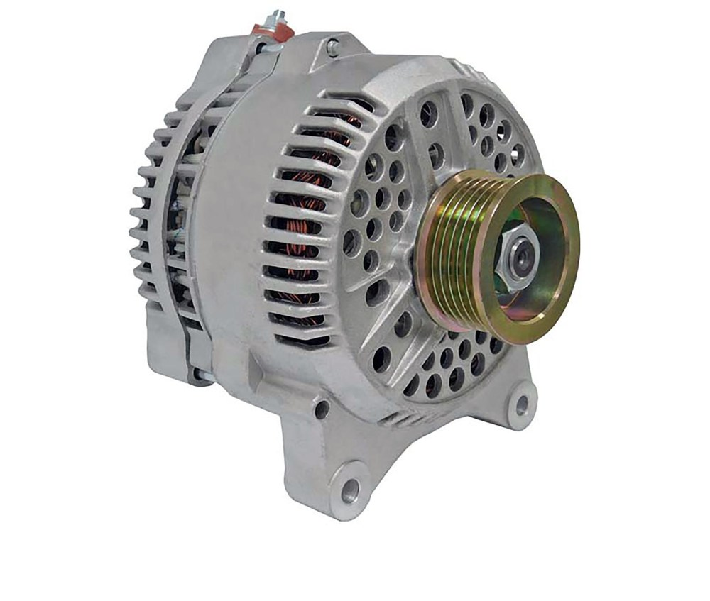 medium resolution of new hi amp output alternator for ford mustang 1996 1998 4 6l ford expedition excursion f150 f250 f350 f450 200 amps